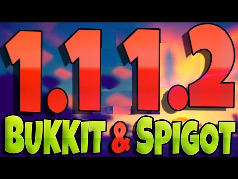 ★ Minecraft 1.8.1 BUKKIT / SPIGOT 1.8.1 SERVER Download & Einrichten ⁂ WINDOWS Craftbukkit Plugins