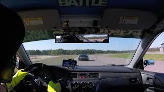 King Tut NASA TT4 Mitsubishi Evo 1:52 NOLA Motorsports Park 2.75 - 10/27/2018
