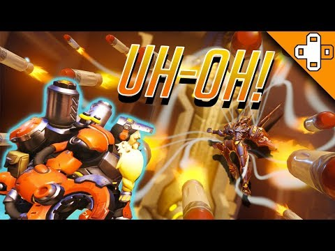 Overwatch Funny & Epic Moments 367