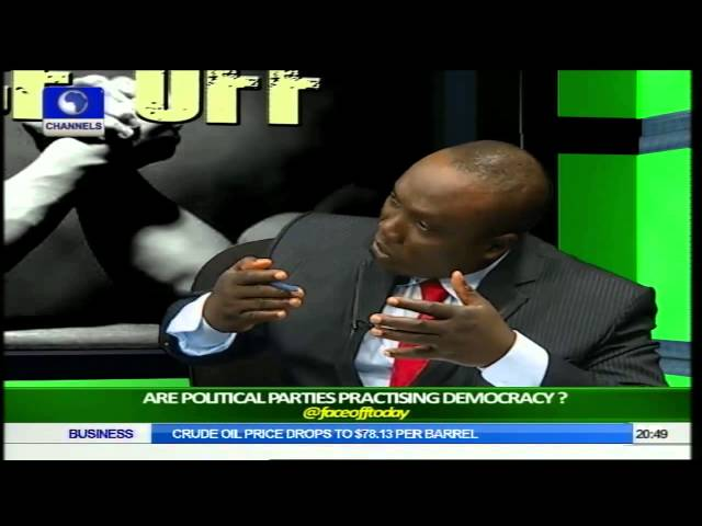 FaceOff: Are Nigerian Political Parties Practising Democracy Pt.3