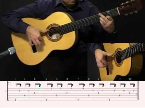 España en dos guitarras. Vol.1. Sabicas y Escudero. DVD/Libro David Leiva. Velocidad normal