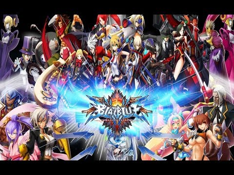 Blazblue: Chrono Phantasma - All Distortion, Over Drvie And Astral Finishes video