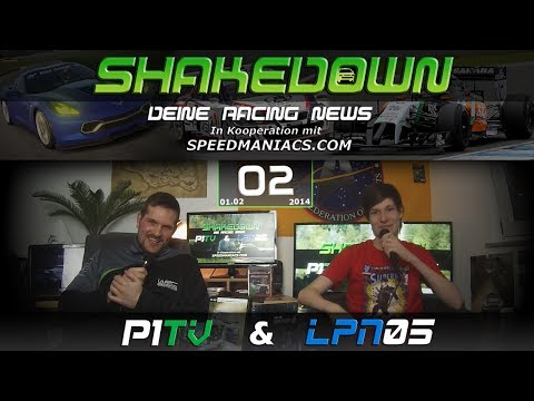 Shakedown - Deine Racing News #02 - The Crew, WRC 4 Keys, F1-Nasen 01.02.20