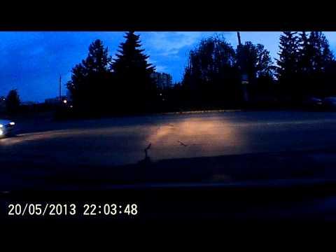 тест светоотражающих значков (катафотов)