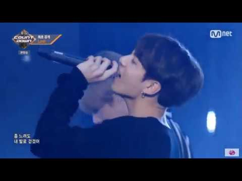 BTS(방탄소년단) - Lost (BTS COUNTDOWN 20171012 @ M COUNTDOWN)