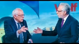 Bernie Sanders Blows Wolf Blitzer Away With His Plan for Free College