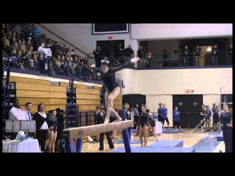 Yale Gymnastics Hosts Bulldog Invitational 2-1-14