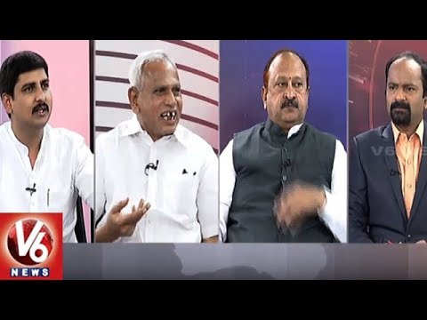 Special Debate On Congress Vs TRS Comments On Rythu Bandhu Scheme | Good Morning Telangana | V6 News