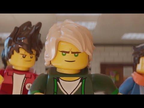 Lego Ninjago Movie Game All Cutscenes Full Movie Game Movie