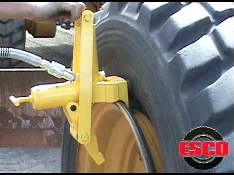 ESCO Combi Style Hydraulic Tire Bead Breaker [Model 10101]