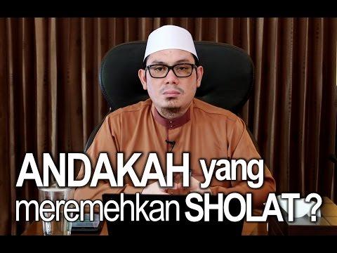 Ceramah Umum: Andakah Yang Meremehkan Sholat - Ustadz Ahmad Zainuddin, Lc