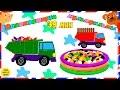 Развивающие мультики для маленьких - сборник! Развивающий мультик для детей