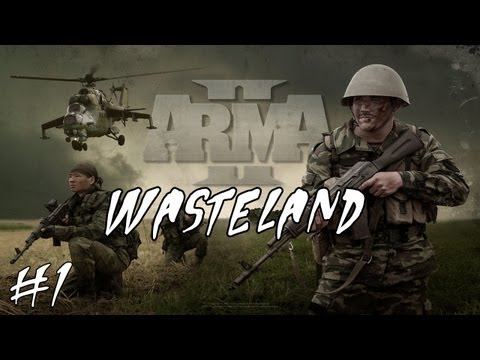 Arma 2 - Wasteland with Anderz - Episode 1