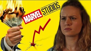 Captain Marvel Box Office Projections Keep DROPPING!