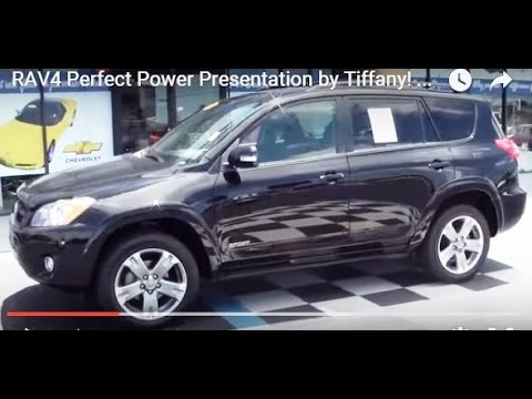 2009 Toyota RAV4 Sport 4X4 for sale in Tampa Bay area, FL - video by Tiffany