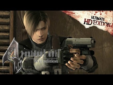 Resident Evil 4 Ultimate HD Edition PC Gameplay [1080p] TRUE-HD QUALITY