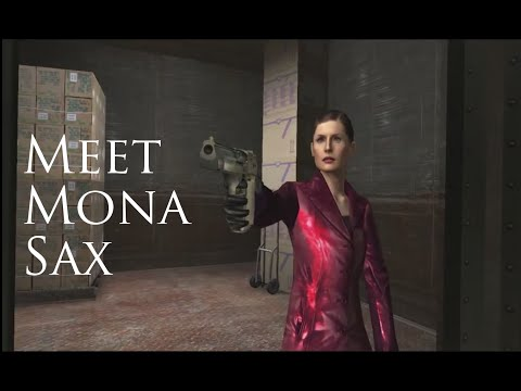 Max Payne 2 : Meet The Mona Sax