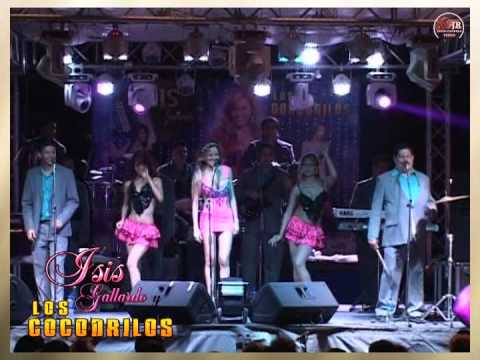 Isis Gallardo y Los Cocodrilos,    Cocodrilo mix
