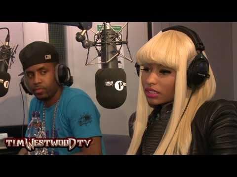 Nicki Minaj on getting married to Drake & having kids! - Westwood