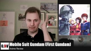Mobile Suit Gundam - Anime Review