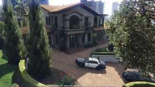 Grand Theft Auto V (PC) #08 - Теннис и тир