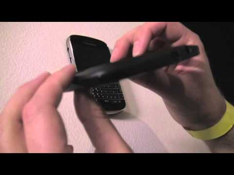 BlackBerry Bold 9900 / 9930 Soft Shell Case
