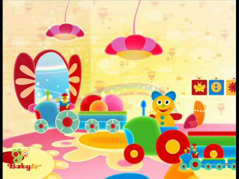 Itsy Bitsy Spider song - nursery rhyme Baby Tv - FULL VERSION...