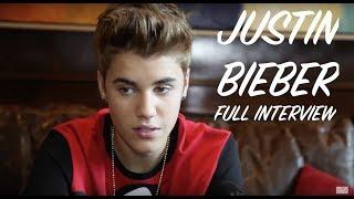 Justin Bieber Interview