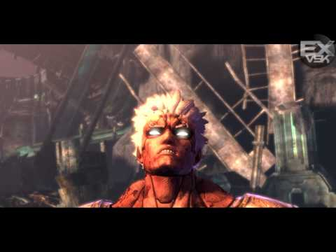 Asura's Wrath - Les derniers Sutras + Fin Ultime [HD]