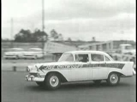 Joie Chitwood Thrill Show 1956 Chevrolet Commercial