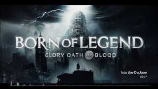 Glory Oath + Blood - Into the Cyclone