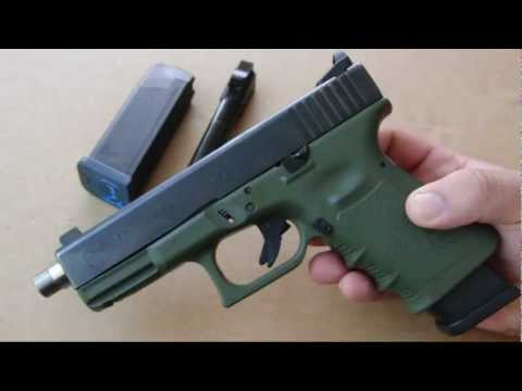 Glock 40-9 Conversion Barrel