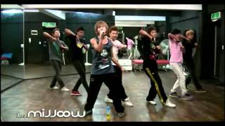 She's Back - Infinite {Dance Version} [Mirror+Slow]