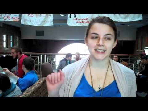 Ohio Wesleyan University Students Give Their Superbowl 2012 Predictions!