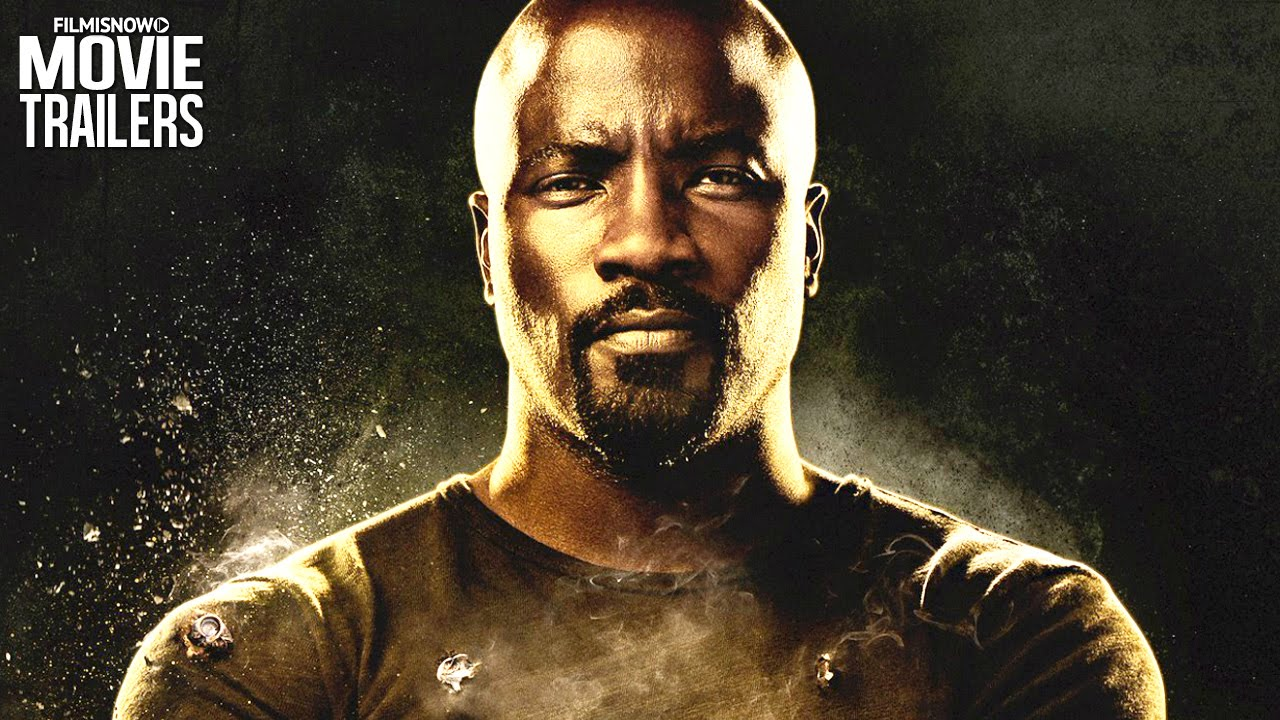 Luke Cage 'Street Level Hero Harlem' Featurette - Season 1 - Netflix (2016)