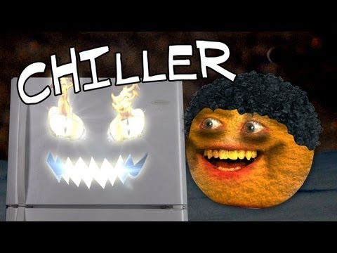 Annoying Orange - Chiller (Thriller Parody)
