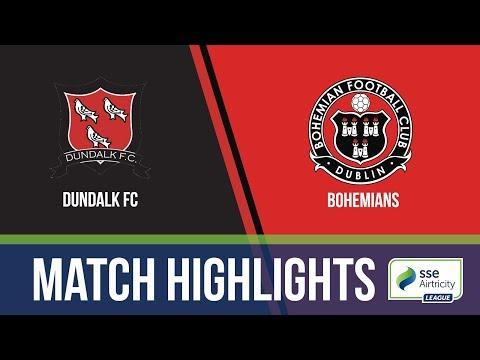 HIGHLIGHTS: Dundalk FC 3-0 Bohemians