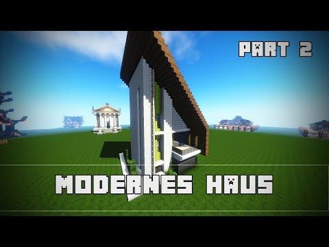 MINECRAFT X Kleines MODERNES HAUS Bauen TUTORIAL HAUS - Minecraft haus einfach nachbauen