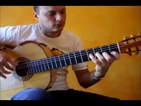 Pujol - Guitar Study n° 1 - GUITAR TEACHING SERIES
