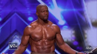 "Terry Crews on ""America's Got Talent"" & Book ""Come Find Me"" 