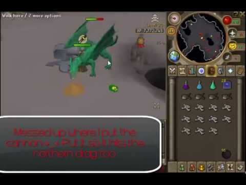 [RS Guides] Green Dragons in Rev Dungeon. [1m+ P/hr!]