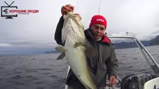 Norway fishing. Jazz tour