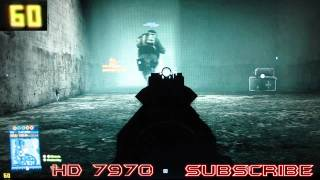 Battlefield 3 Multiplayer Showing FPS Ultra Settings (HD 7970 & I7 930)