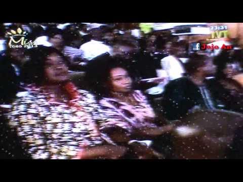 Miss Togo 2013: Séances Questions-Reponses