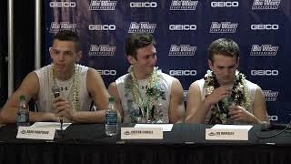 MVB: Big West Tournament Semifinal Presser - UH