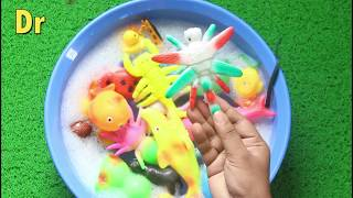 Learn Sea Animals Farm Animals Zoo Animals Names Insect Name Crocodile Video Toys For Kids Education