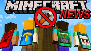 Minecraft 1.9 News Quiver Cut, Snapshots Soon, Console Edition Update 1.17, Story Mode, Minecon Cape