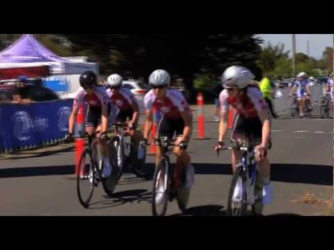 2012 Subaru National Road Series - Women's - Tour of the Goldfields - Day 2