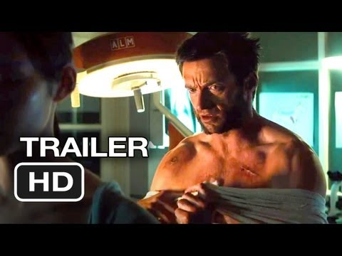 The Wolverine TRAILER 1 (2013) – Hugh Jackman Movie HD