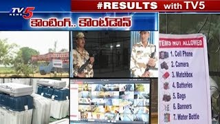 All Set for Counting of Votes in Nalgonda - Telangana Election Result  - netivaarthalu.com